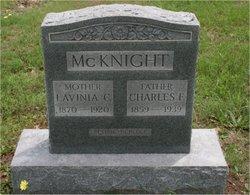 Charles Franklin McKnight