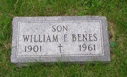 William Frank Benes