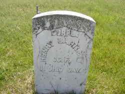 Corp Henry Bartlett