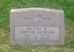 Maxine Mamie <i>Wisdom</i> Jackson