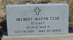 Delbert Wayne Cox