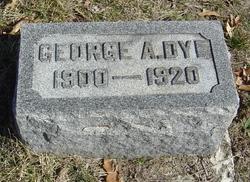 George A Dye