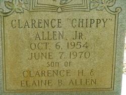 Clarence Chippy Allen, Jr
