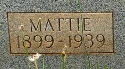 Mattie Allgood