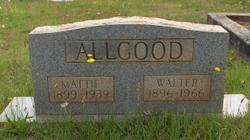 Walter Allgood