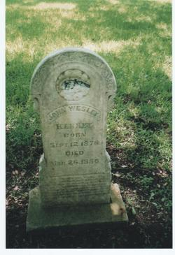 John Wesley Kenney