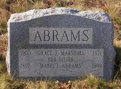 Mabel L. Abrams