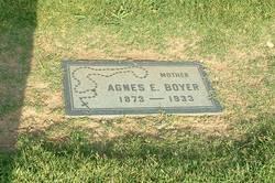Agnes E. Boyer