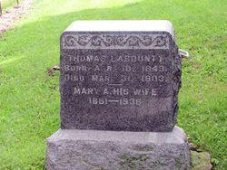 Thomas LaBounty