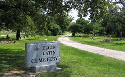 Elgin Latin Cemetery