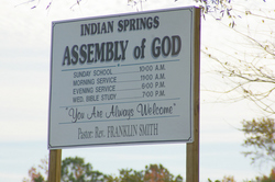 Indian Springs Assembly of God Cemetery