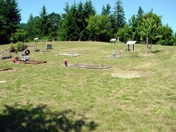 Kings Valley Cemetery