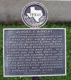 Christopher Columbus Binkley