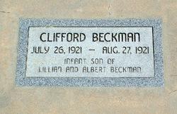 Clifford Beckman