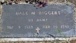 Dale M Biggers