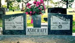 Sadie M. <i>Sasser</i> Ashcraft