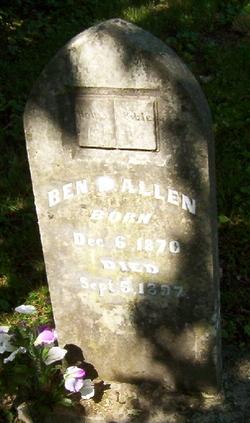 Benjamin F Allen