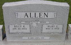 Billy K Allen
