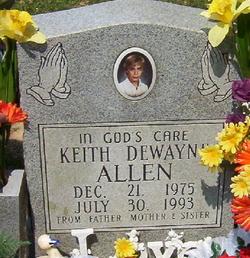 Keith Dewayne Allen
