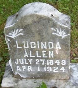 Lucinda <i>Coffey</i> Allen