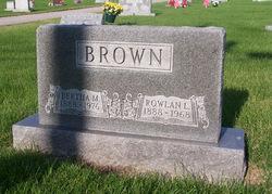 Bertha M. <i>Bassett</i> Brown