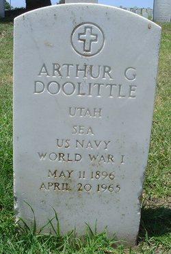 Arthur Gregory Doolittle