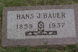 Hans John James Bauer