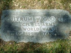 Hyrum Wilford Glover