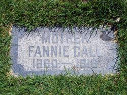 Fannie <i>Call</i> Barlow