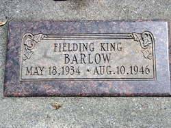 Fielding King Barlow