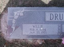 Willie Druesedow