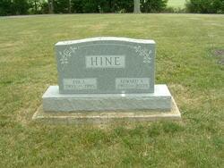 Eva L. <i>Sluder</i> Hine
