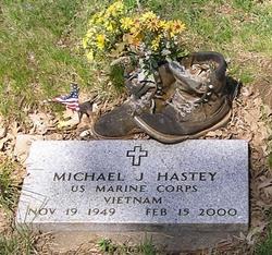 Michael J. Hastey