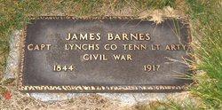 Sgt James Barnes