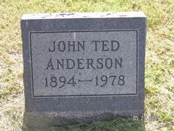 John Ted Anderson