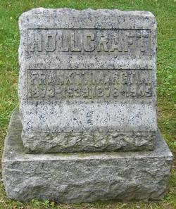 Margaret Alice <i>Roudebush</i> Hollcraft