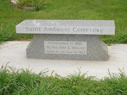 Saint Ambrose Cemetery