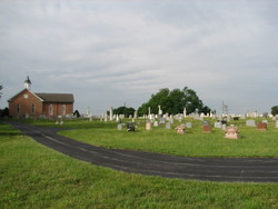 Saint Pauls Evangelical Lutheran Church Cemetery