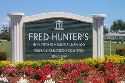 Fred Hunter's Hollywood Memorial Gardens East