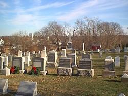 Strasburg Presbyterian Church Cemetery