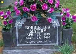 Bobbie Lea <i>Russell</i> Myers