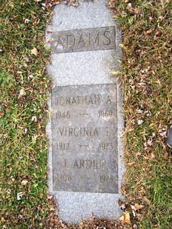 J. Arthur Adams