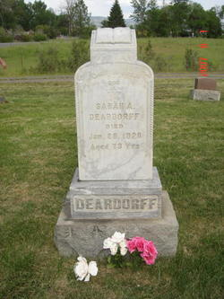 Sarah A. <i>Manwaring</i> Deardorff