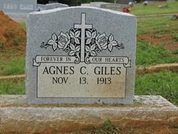 Agnes Christine <i>Hausler</i> Giles