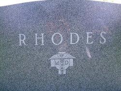 Lorena Dale <i>Parrott</i> Rhodes
