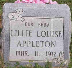 Lillie Louise Appleton