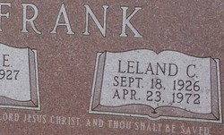 Leland Charles Frank