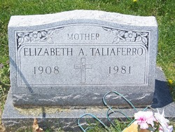 Elizabeth A Taliaferro