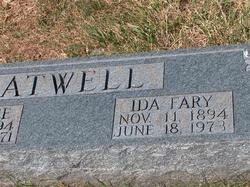 Ida Fary <i>Greer</i> Atwell
