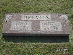 Rev Frank G. Drevits